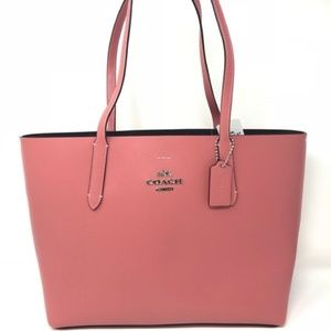100% Authentic Coach Pink Tote